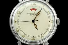 Jaeger Lecoultre and other watches