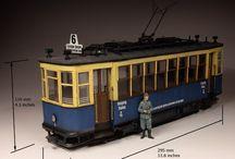 ww2 trams