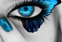 Something about Blue eyes / by ₱♓♀ΞℬΞ