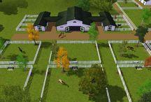Barn, arena, pasture stuff