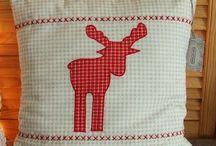 Poduszki - Boże Narodzenie