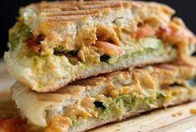 {vegan sandwich}