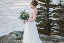 STUDIO // Weddings / Wedding Photos by Liz Morrow Studios