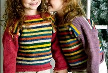 Free Baby Sweater Knitting Patterns / An adorable collection of free baby sweater knitting patterns.  Knit your precious little one something they'll cherish for years to come.   / by Craft Downloads