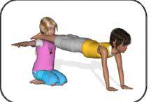 ioga infantil