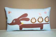 Pillow Joy / by Jandi Palmer Dean