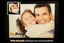 Idee regalo ma non solo / Trasforma le tue immagini in idee regalo! Da bellissimi quadri, ad oggetti di arredo in cartone personalizzati. Vieni a scoprire tutti i fantastici prodotti sul sito www.meprint.it #meprint #stampa #stampadigitale #foto