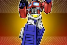 Transformers / Who doesn't love them. / by Zuzu