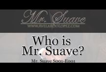 The Mr. Suave Podcast/Show / Mr. Avelardo Lopez launches his Podcast/Show online on multiple channel to deliver his message(s) on motivation and inspiration to guide people towards living a better life.