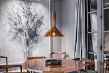 Dining room inspiration / Dining room designs we love at Emma Hooton Ltd
