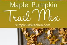 Ricette Trail Mix