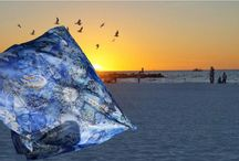 Carita K Holmberg Design / Luxurious designed silk scarves made with passion for you to enjoy.