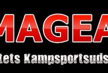 Kampsport / Her viser vi lidt af vores udvalg af kampsportsudstyr fra www.mmashop.dk Vi har et stort udvalg I alt fra boksehandsker til MMA shorts og styrketrænningsudstyr.