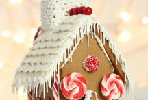 Joy-Kids Gingerbread Houses / Make gingerbread houses with the kids of the community / by Sustainable Living Center