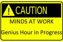 Genius Hour / by Laurie Moreton