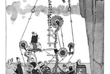 Heath robinson and Fischl weiss