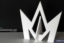 Design Marble objects