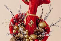 Sticle festive