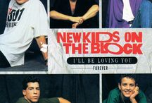 The New Kids on the Block (A ll be loving you)✌