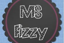 MS Fonts - Fonts for Teachers / Fonts designed by Melissa from Mrs Stouffer's Music Room.