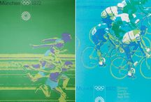 1972 Olympic graphics