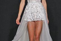 ideas for short wedding dress