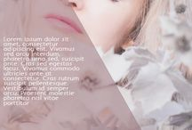Design. Beauty Salon Poster