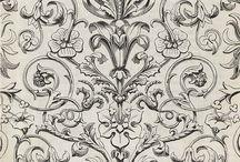 Wallpaper / Victorian wallpaper