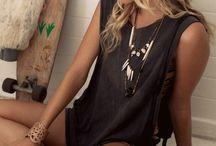 Boho/Ibiza style