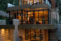 Architecture - indoor and outdoor