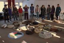 De magische sjamanendrum / Bijeenkomst met Linda Wormhoudt in de serie 'Ritme en stem - instrumenten van de ziel' op 10 februari 2013