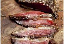 Mięsa suszone/wędzone
