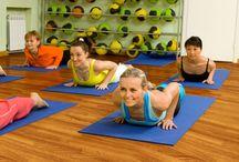 Yoga Studio / A girl can dream….