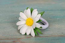 Bespoke Flower Girl Hair Accessories