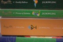 Potter and Hobbit / All about Harry Potter, and the Lord of the Rings