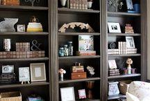 Hallway Bookcase / by April Vanhorn
