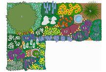Garten Pflanzpläne