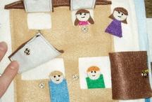 Fabric book ideas