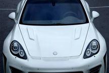 Porsche Pannamera / Porsche Pannamera