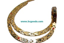 Energy Necklace / http://www.hcgoods.com/quantum-magnetic-necklace.html