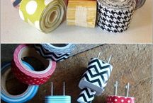 Washi tape decoratie