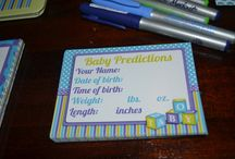 baby showers / by Melissa Conley-Wolfe