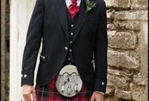 Real Men don´t wear Pants! / All about kilts and kilted men