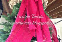Christmas Tree Crowns