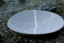 Oggetti / #ceramics #stone #sea #gres
