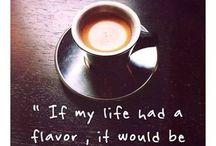 Bebidas / Cafe
