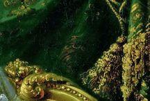 emerald green so gorgeus