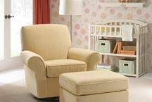 Rockin' Gliders / Find the perfect seat to rock your baby to sleep!