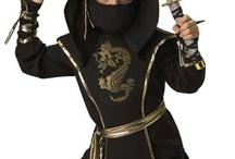 ninja outfits