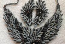 Biżuteria- kanzashi
